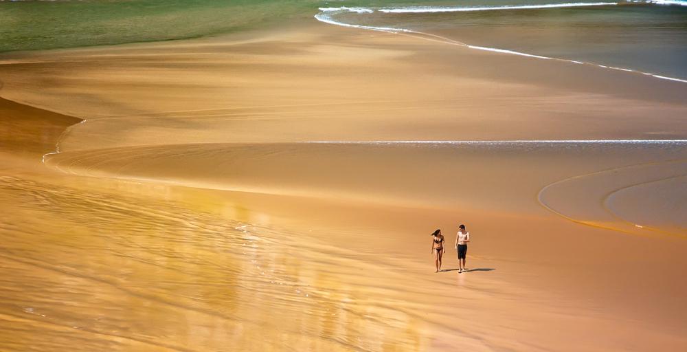 Una de playa