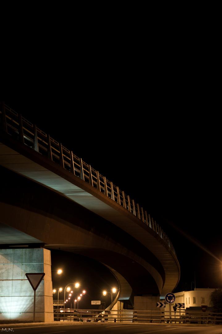 Una de puentes...