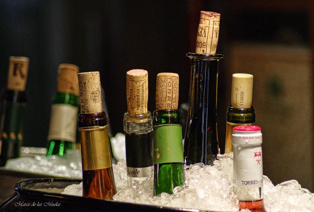 ...una de vinos...