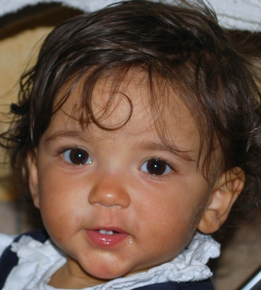 una dei miei 6 nipoti che vivono in tre nazioni europee...