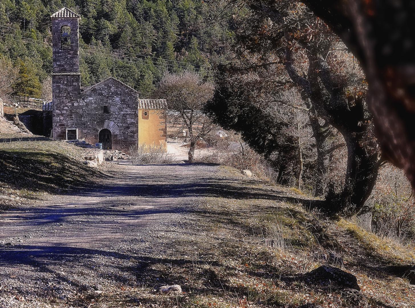 Una ermita