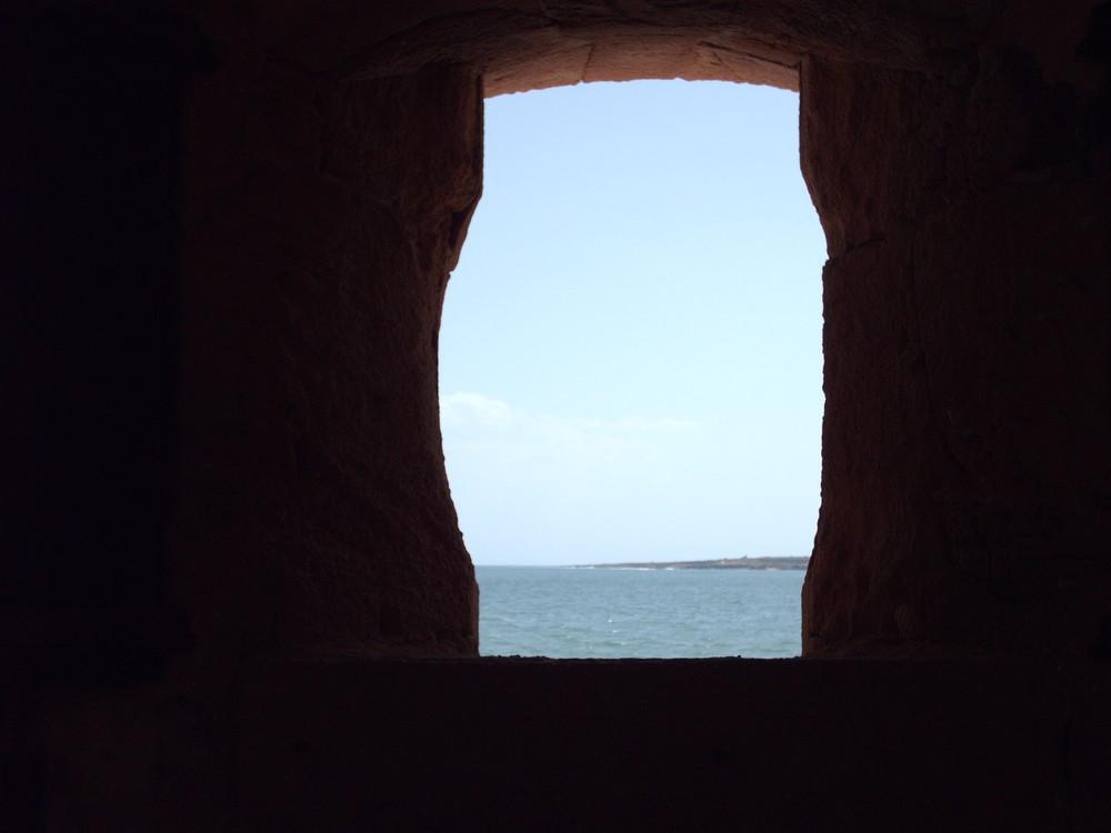 una finestra naturale