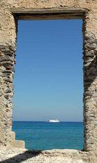 Una finestra sul mare...