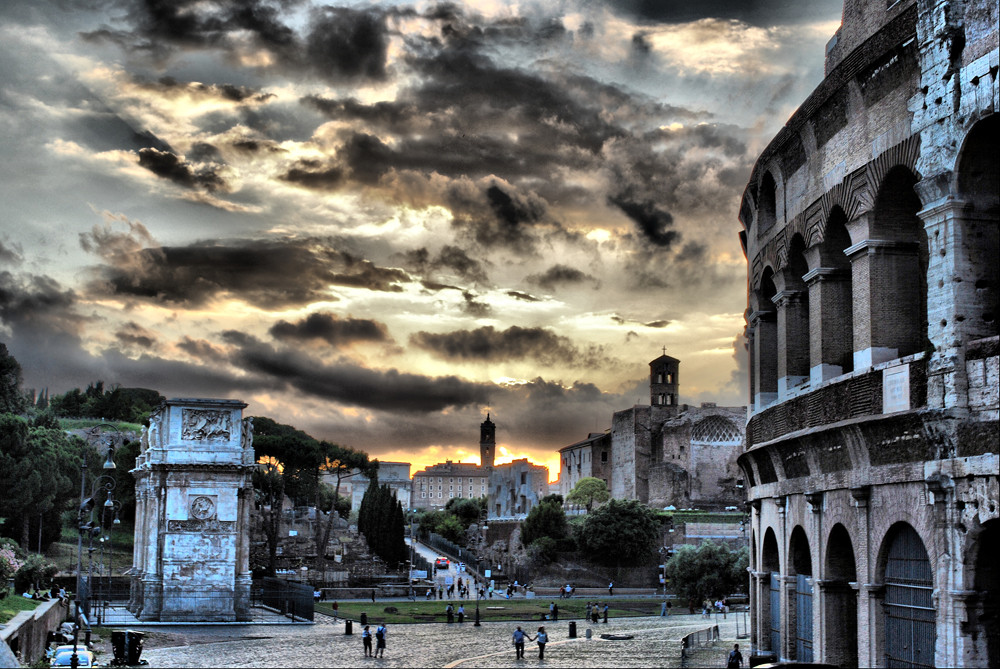 Una giornata per Roma