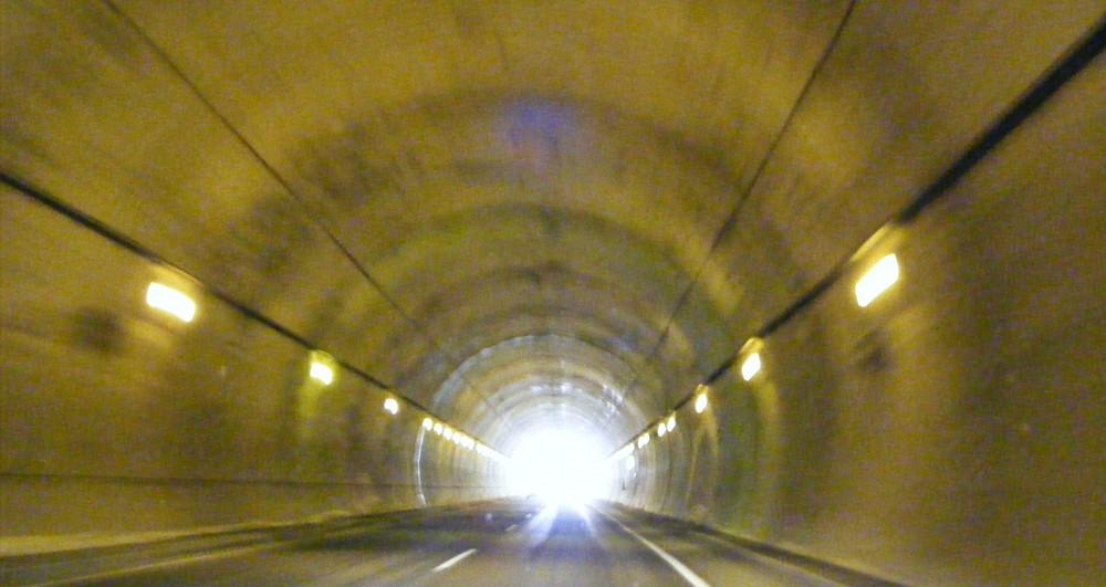 una luz al final del tunel