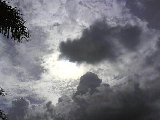 una mezcla de la vida en el cielo..!