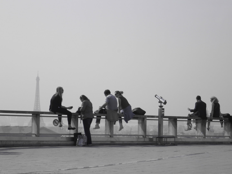 Una mirada a la Torre Eiffel