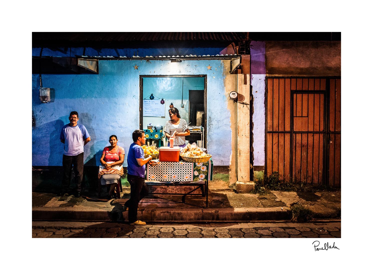 Una noche - Nicaragua (2016)