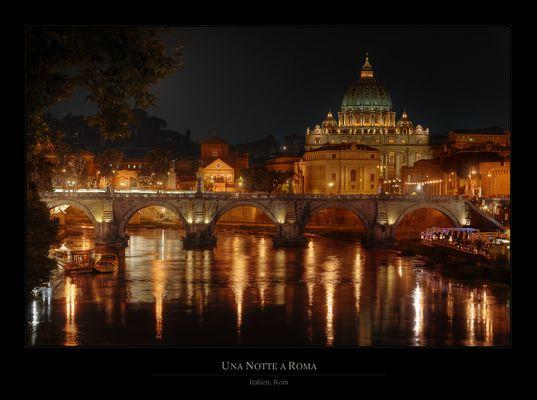 Una notte a Roma