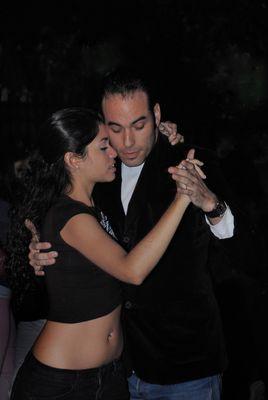 Una pareja del Tango 1
