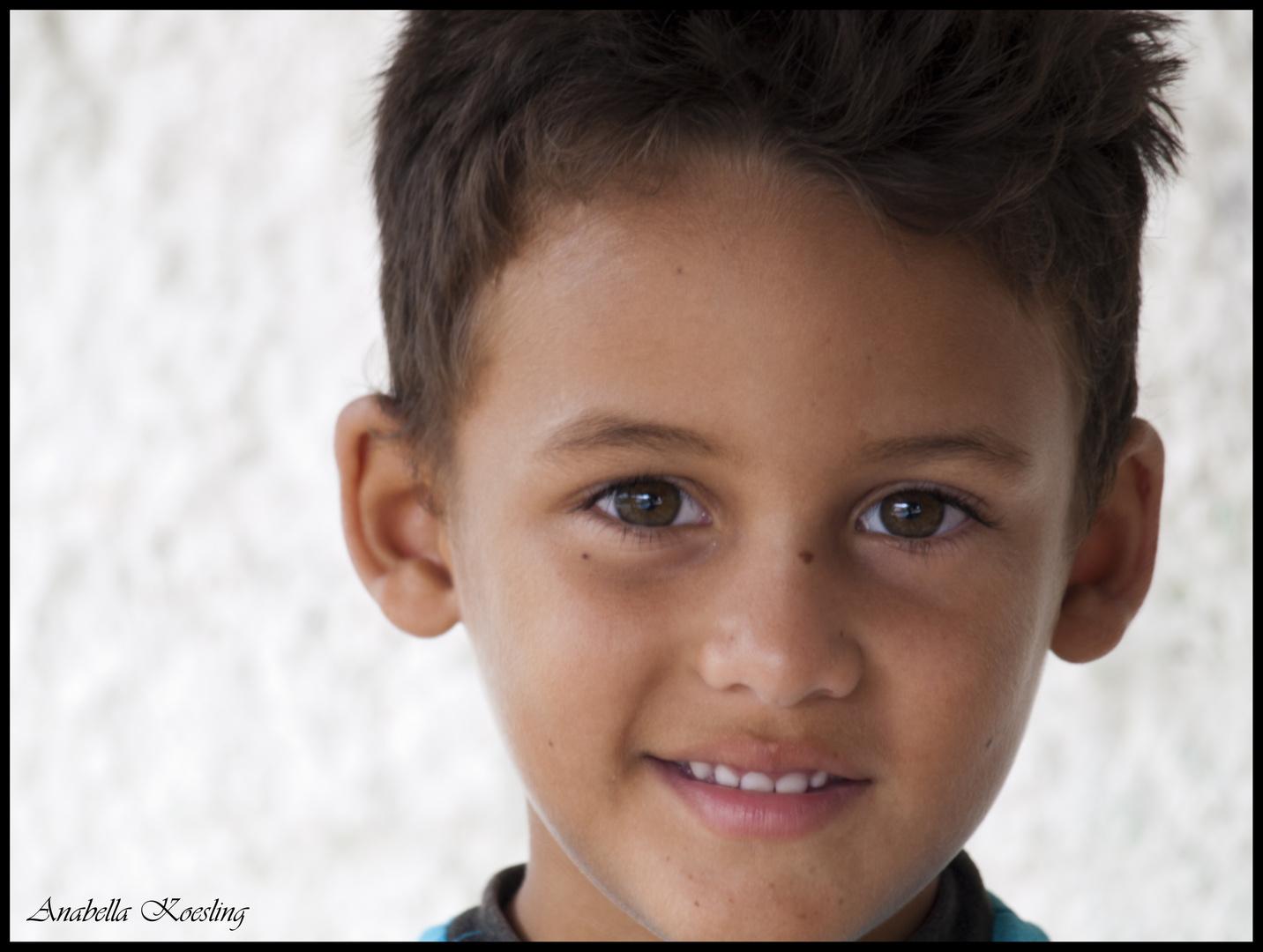 Una pequeña sonrisa para ti..:))