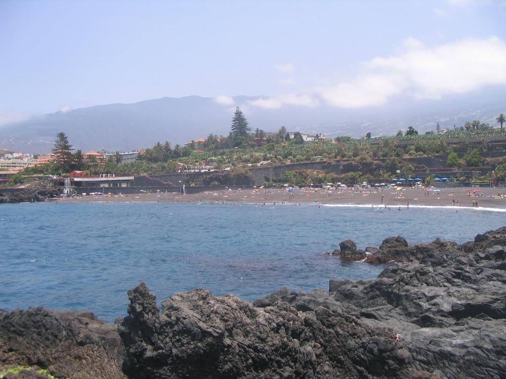 Una playa especial