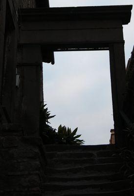 una porta verso....