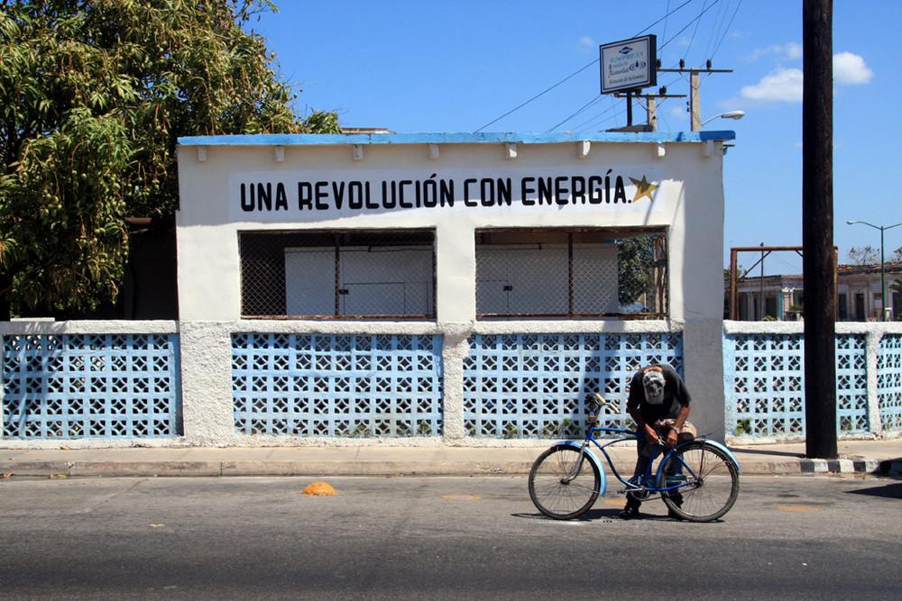 Una Revolutión Con Energía