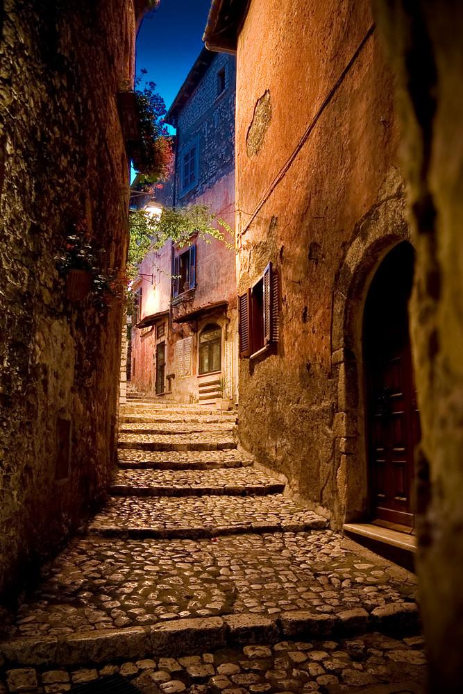 Una sera al borgo...