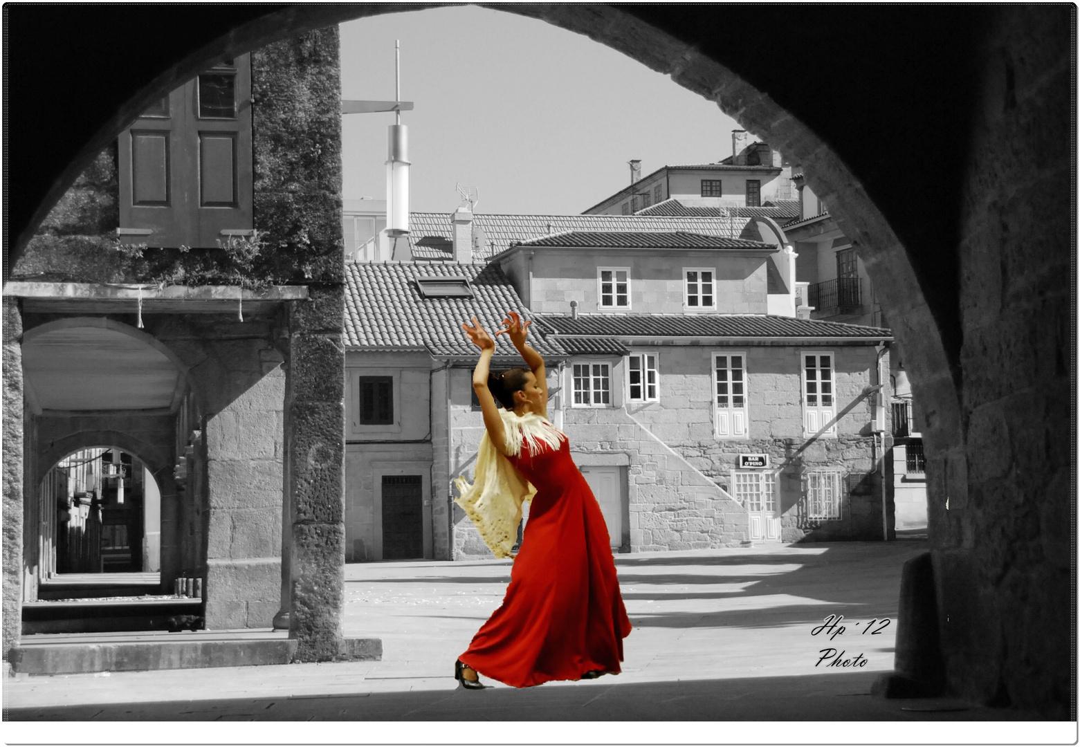 Una Sevillana en Pontevedra
