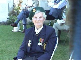 Una simpatica veterana