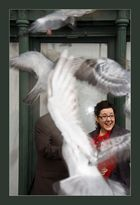 Una sposa e quattro uccelli