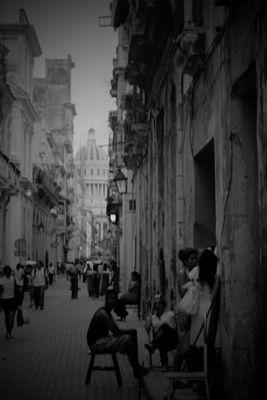 una tarde a La Habana