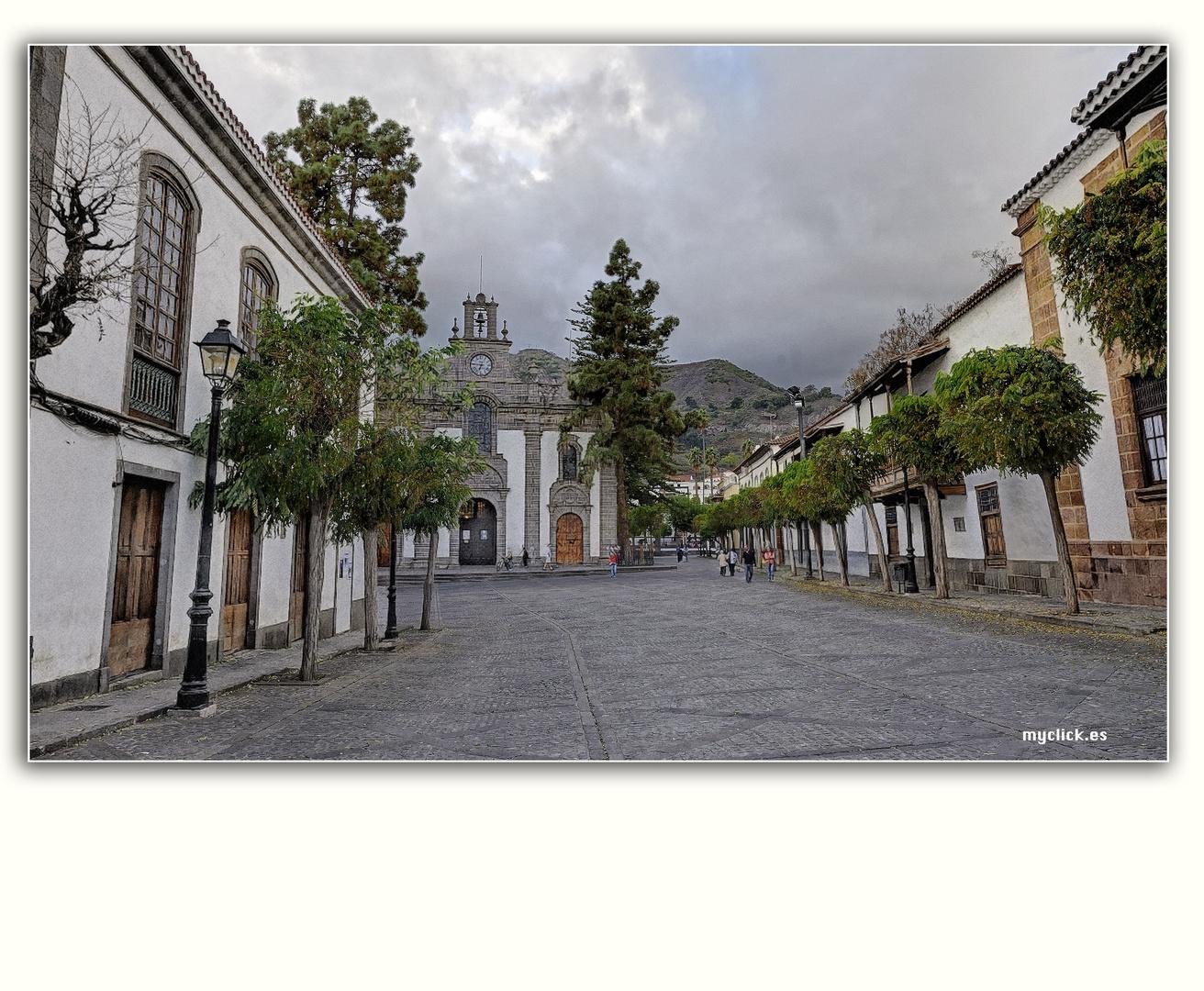 UNA TARDE DE OTOÑO-TEROR-GRAN CANARIA