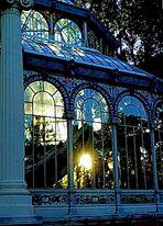 Una tarde en el Palacio de Cristal