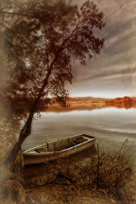 una volta al lago.....