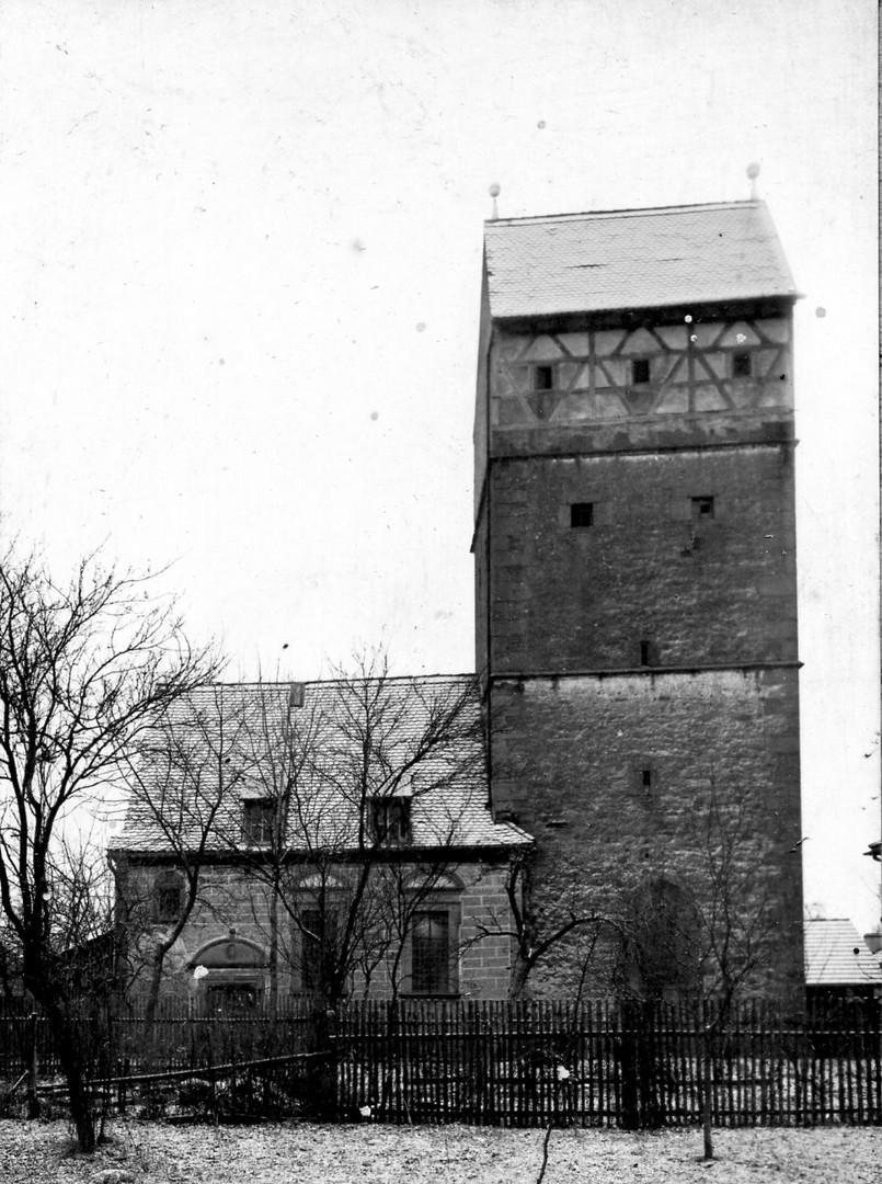 Unbekannte Kirche