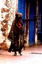 Unbekannte Marokkanerin