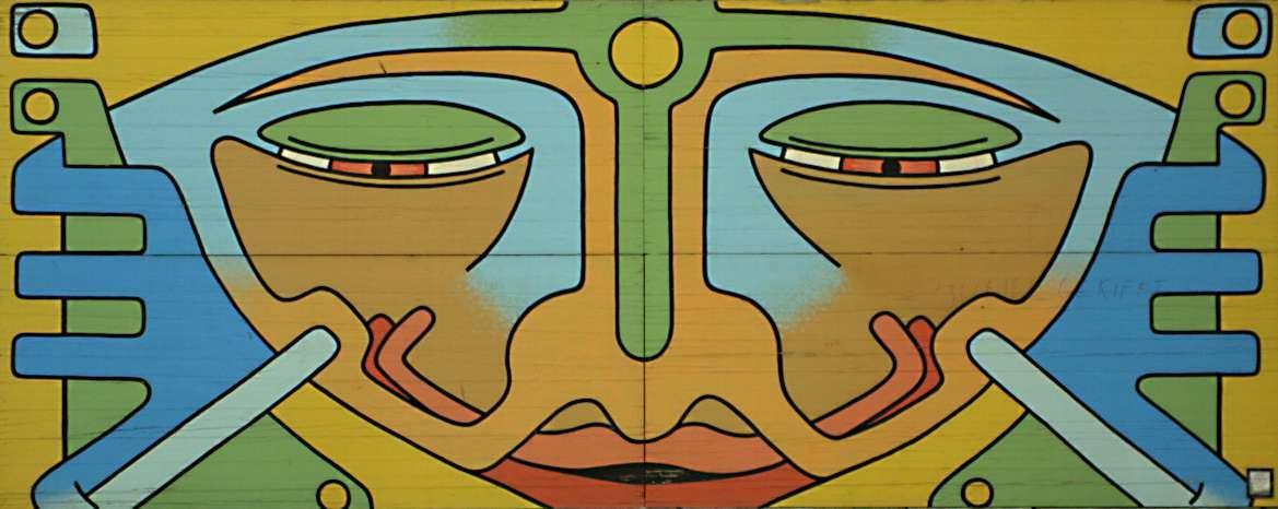 Unbekannter Azteke