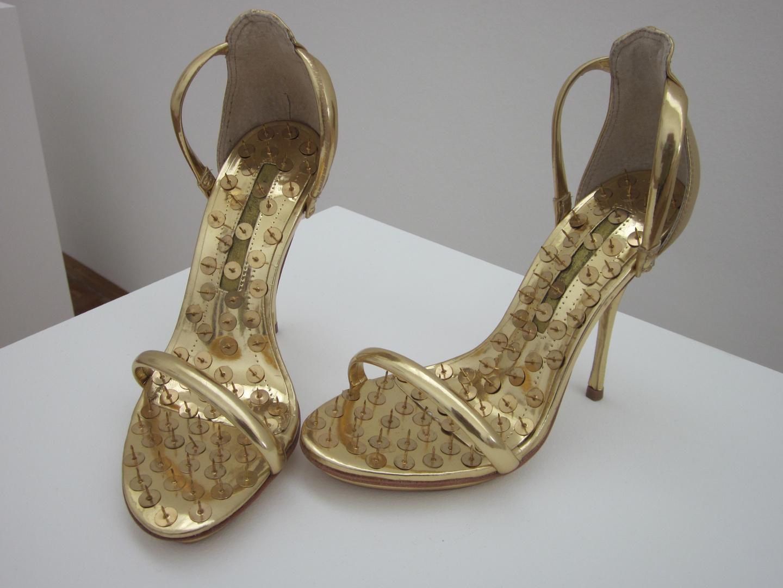 Unbequeme Schuhe