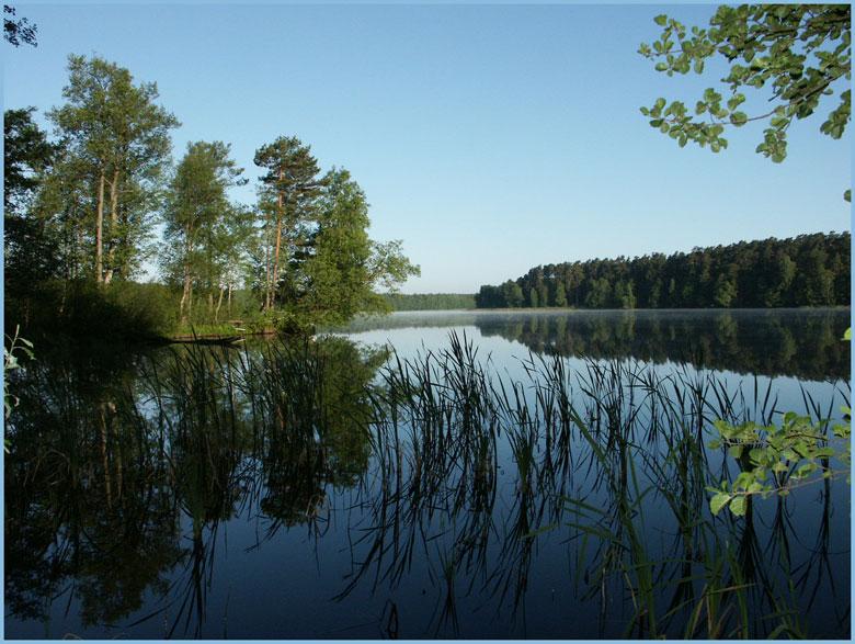 Unberührte Seen in Ostpolen