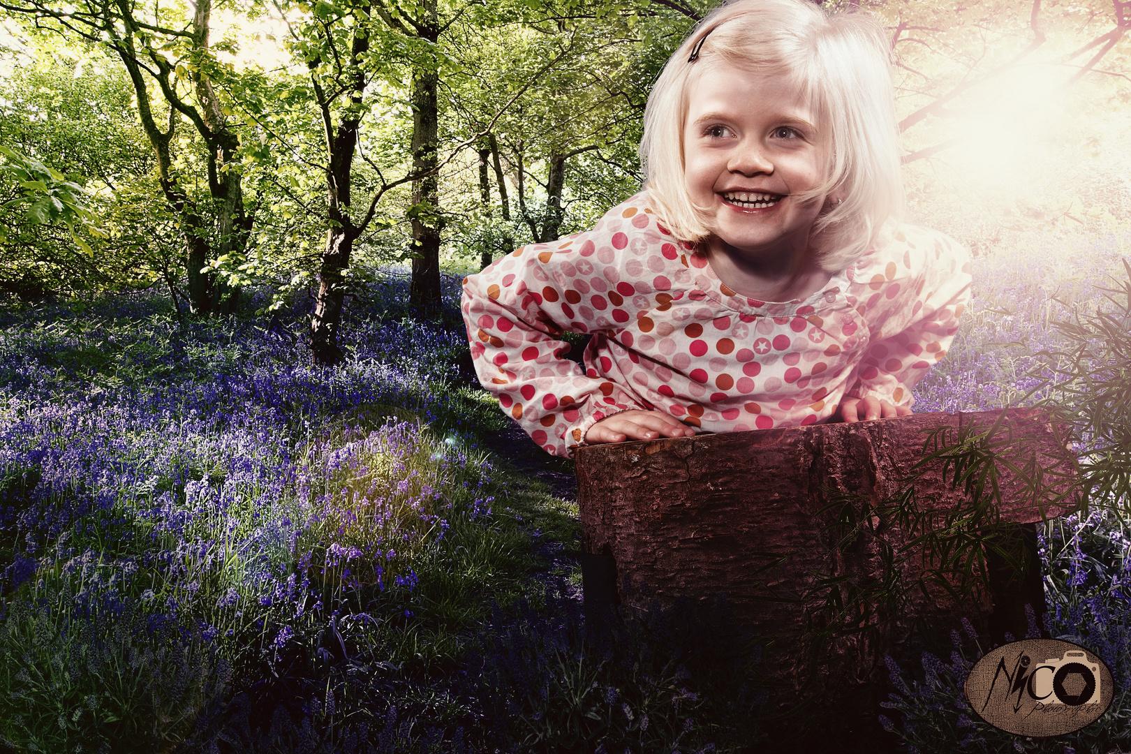 unbeschwerte Kindheit