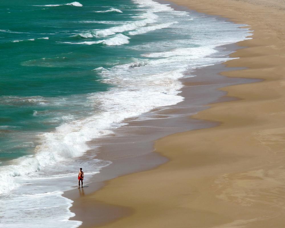 ...und da schlagen sie die Wellen...
