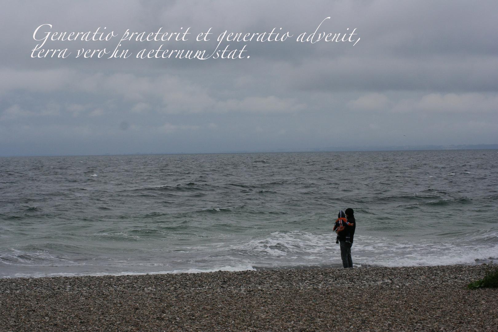 """""""Und das ist das Meer, mein Sohn...."""""""