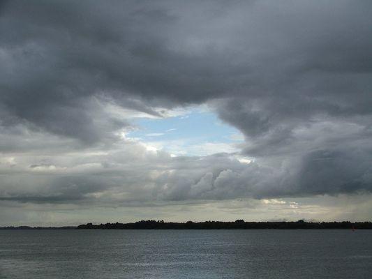 Und der Himmel tat sich auf...