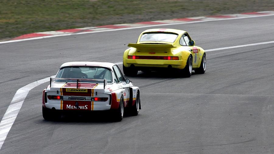 Und der Porsche fährt mir nicht davon