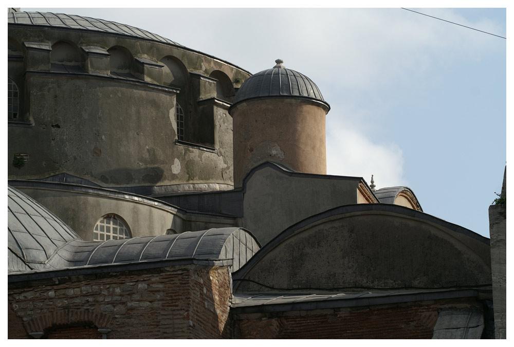 Und die Hagia Sofia