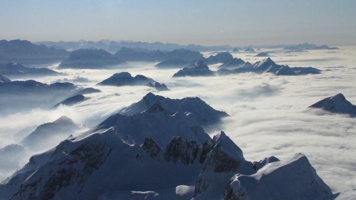 ... und die Schweiz hat doch ein Meer