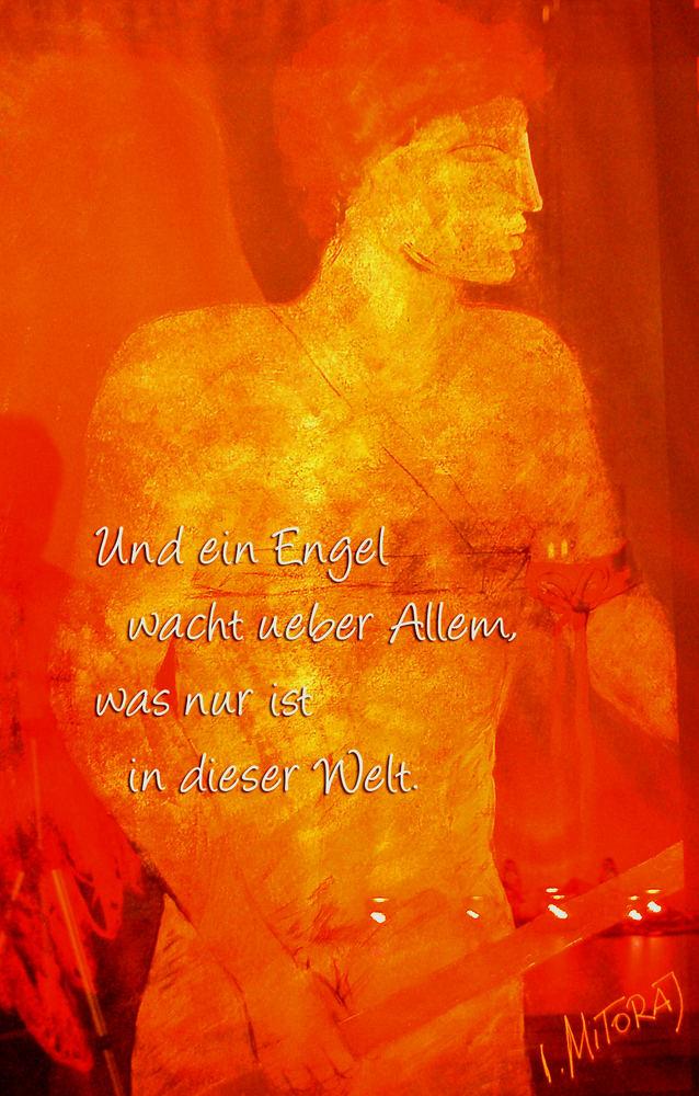Und ein Engel