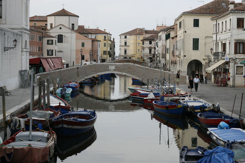Und es ist doch nicht Venedig