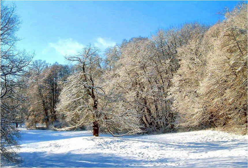 .....und es ist Winter