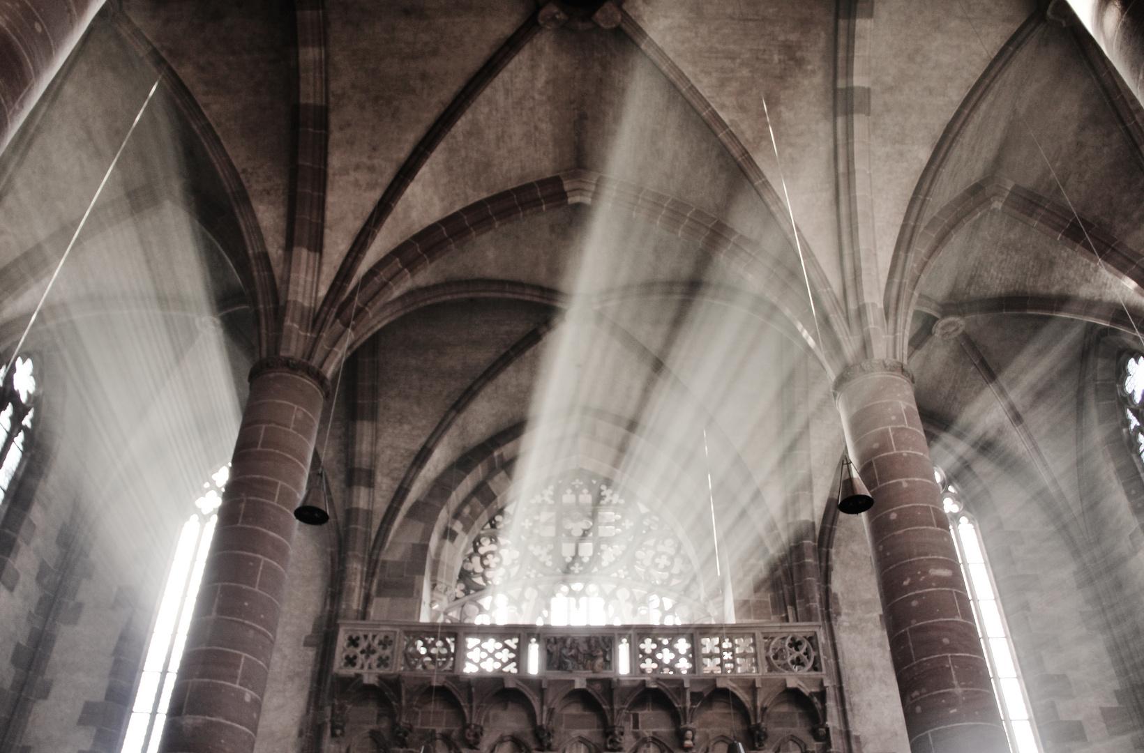 ...und es ward Licht...