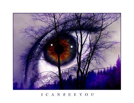 Und ich seh dich doch...