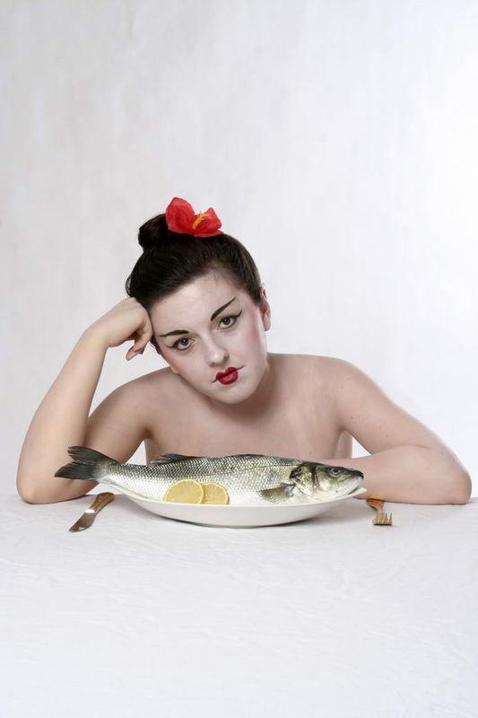 ...und immer regnets, und immer gibts Fisch, und immer muss ich mich langweilen...