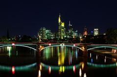 Und immer wieder... Frankfurt des Nachts