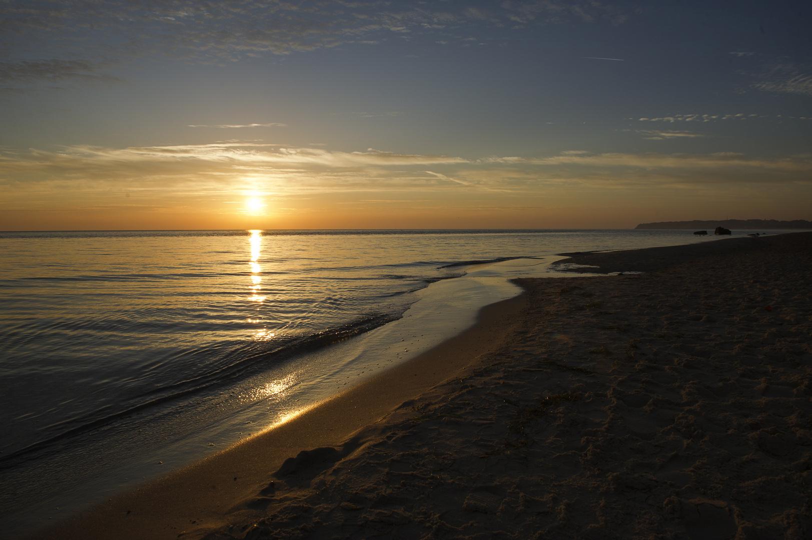 Und immer wieder geht die Sonne auf...