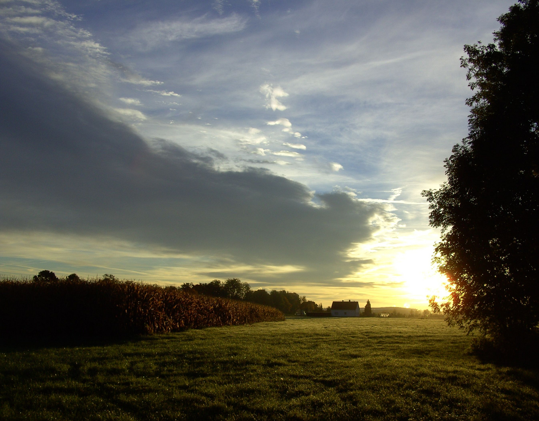 ....und immer wieder geht die Sonne auf