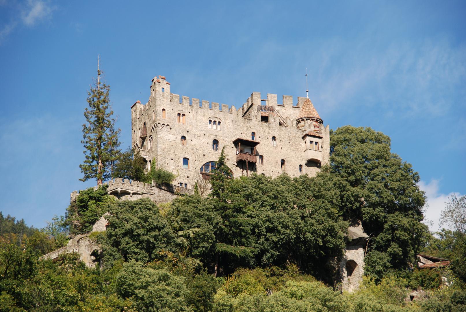und noch eine Burg...