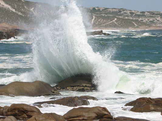 Und noch eine Welle....