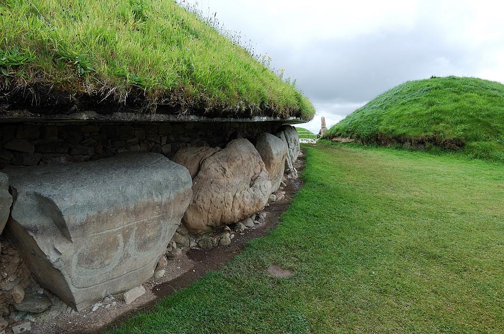 ... und noch eines aus Knowth